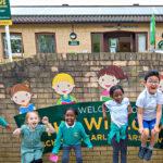 Willows School children