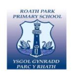 Roath Park Primary school logo