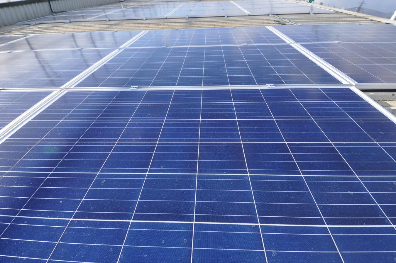 Solar PV Panels at R-Tech Materials