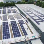 Thorlux solar roof